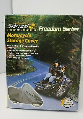 Sidewind Motorcycle Cover