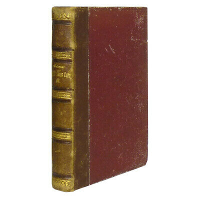 1846 A CHRISTMAS CAROL by Charles Dickens VERY EARLY PRINTING