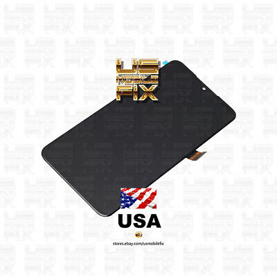 USA For LG G8X ThinQ LMG850UM1A LMG850UM9A LCD Display Touch Screen Replace Part