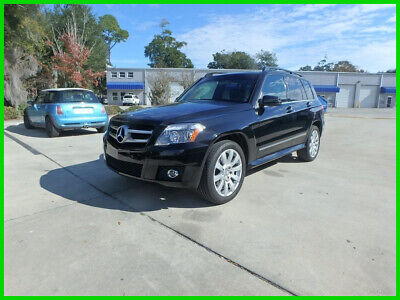 2010 Mercedes-Benz GLK-Class GLK350 4x2 PANORAMIC ROOF 2010 MERCEDES GLK 350 LEATHER PANORAMIC SUNROOF AM/FM C/D BUY IT NOW $5950!!!