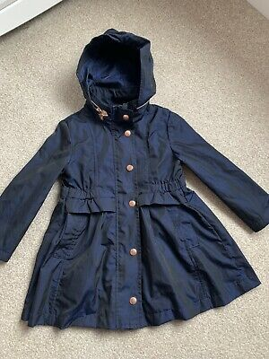 Girls Age 4 Years Ted Baker Mac / Coat / Jacket **TED BAKER**