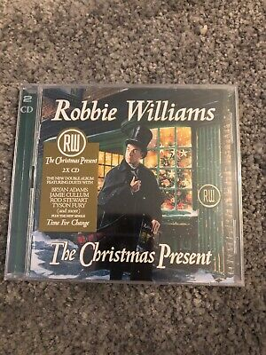 Robbie Williams The Christmas Present 2019