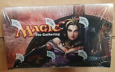 MTG Magic The Gathering Innistrad Spanish Booster Box Factory Sealed !!!