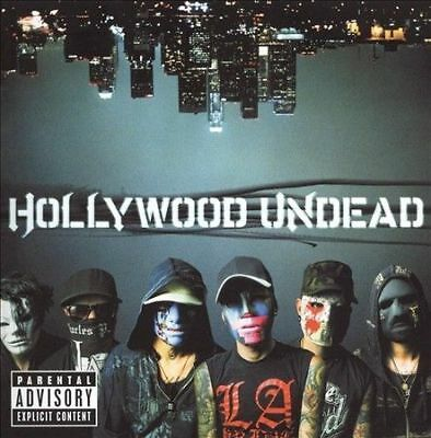 Hollywood Undead - Swan Song - Cd - New