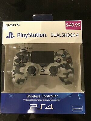 Brand New Playstation 4 Dualshock 4 Wireless Controller Camo Green Camouflage