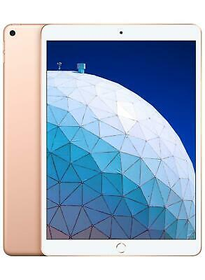 "APPLE iPad Air 3 10.5"" 2019 model, 256 GB Wifi - Gold - Brand New Latest Model"