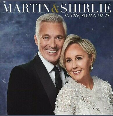 Martin And Shirlie - In The Swing Of It [CD] BRAND NEW/SEALED FREE POSTAGE