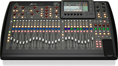 Behringer X32 40-Input, 25-Bus Digital Mixing Console, 32 MIDAS Preamps