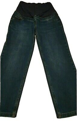 Women's Maternity Jeans For Pregnant Women Blue Stretch Jeans