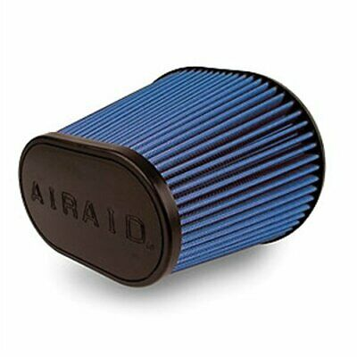 AIRAID Blue Synthamax Air Filter 10.8 Large end 4 inlet 7.5 Height 723-478