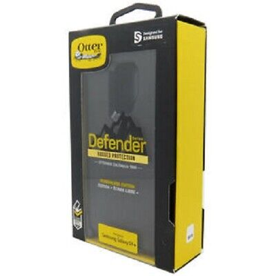 NEW OTHER Otterbox Original Defender Case for Galaxy S9 Plus w/ Holster - Black