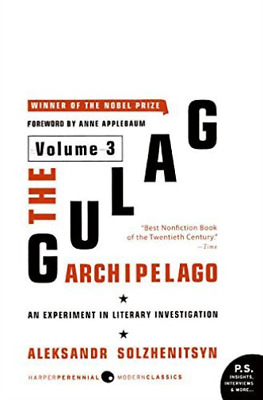 Solzhenitsyn Aleksandr Isae...-The Gulag Archipelago 1918-1 (US IMPORT) BOOK NEW