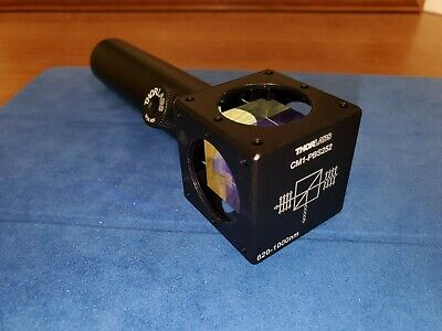 Thorlabs CM1-PBS252 -30 mm Cage-Cube-Mounted Polarizing Beamsplitter 620-1000 nm