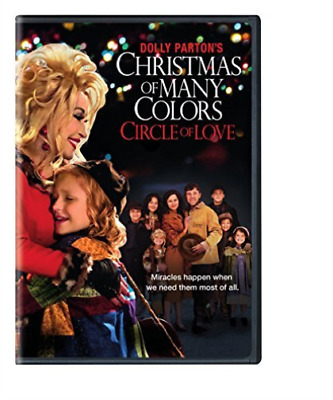 Dolly Partons Christmas Of Many Colors: (US IMPORT) DVD NEW