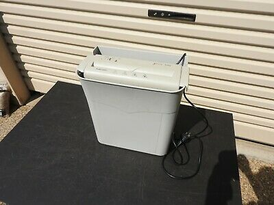 Electric Paper Shredder A4 Justek 1050