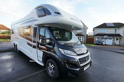 Swift Kon-tiki 649 Black Edition, 3.0 Litre Automatic, Motorhome for Sale