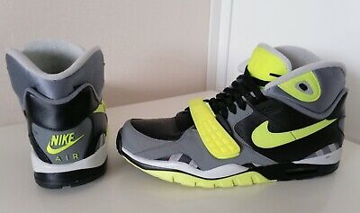 NIKE AIR TRAINER SC 2 blackvolt EUR 85,00 | PicClick FR