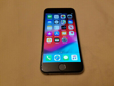 Apple iPhone 6 - 64GB - Space Gray (Unlocked) A1549 (GSM) Unit 5319