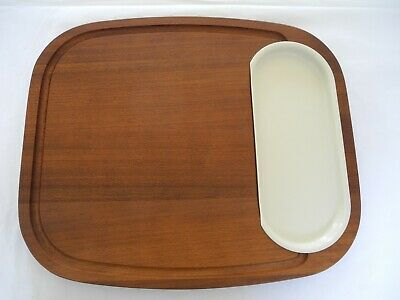 Blanco Chopping Board Platter Hors Dourvres Nibbles Cheese Salad Serving  Dining