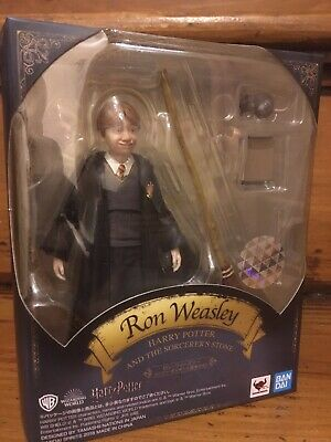 Harry Potter & The Sorcerers Stone RON WEASLEY Bandai S.H. Figuarts Figure NEW