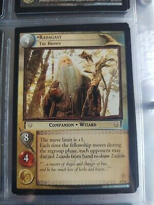 LOTR TCG Fishing Boat x2 13R48 Bloodlines Lord of the Rings NEAR MINT  x2