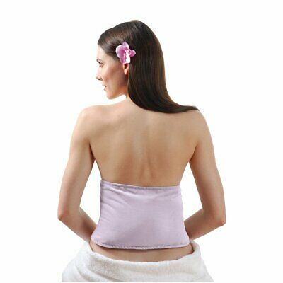 Soothing & Fully Microwavable Back Warmer Cold Packs - Infused With Lavender