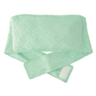 Relax and Warm Soothing & Fully Microwavable Back Warmer Cold Packs - Mint Green