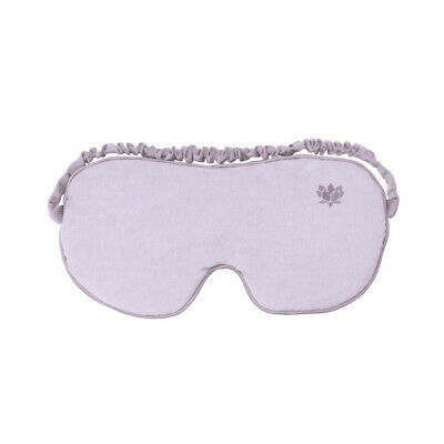 Relax and Soothing Luxury Cotton Eye Mask - Lilac