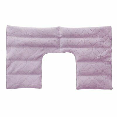 Relax and Warm Soothing Luxury Fully Microwavable Shoulder Wrap - Lilac