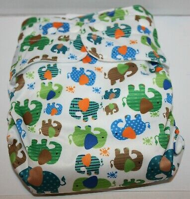 Az Baby Premium Adjustable All in One Cloth Diaper - Large