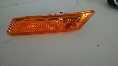 Porsche Boxster and Cayman Amber Side Marker Light, Left Side
