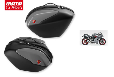 Ducati Performance Side Panniers / Bags for Ducati Supersport 939