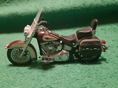 Franklin Mint 1:24 1986 Harley Davidson Heritage Softail NO BOX or COA