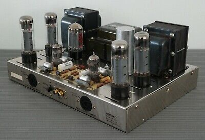 Vintage Dynaco Dynakit ST70 Stereo Power Amplifier : Modified/Recapped!!!!