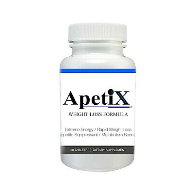 ApetiX® Appetite Control TABLETS Weight Loss Appetite Suppressant Adipex Alt..