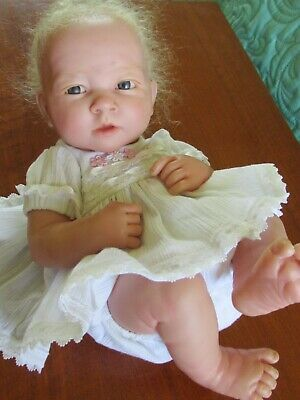Beautiful, Collectable Berringer Doll - So Lifelike!