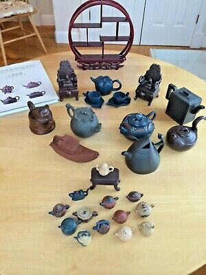 Yixing Teapot Collection