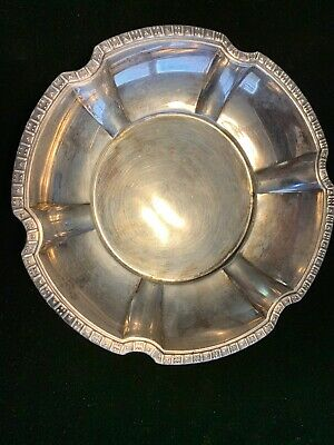 830 SILVER Th. Marthinsen Norwegian Small Bowl