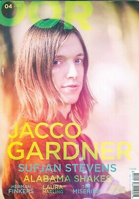 Oor Magazine 04/2015 / Jacco Gardner-Cover + 7 Page Article/Rare Photos