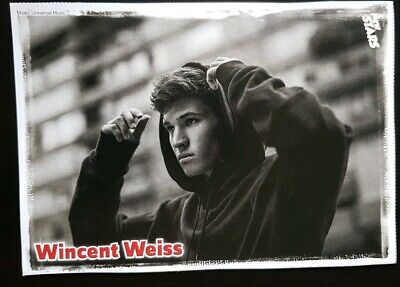 Wincent weiss fancard Mini Poster