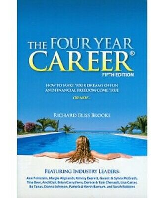 The Four Year Career, Fifth Edition, Richard Bliss Brooke, financial freedom PDF