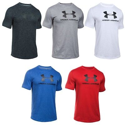 Under Armour Heatgear Sport style drop hem short sleeve camisa t-shirt 1329617-221