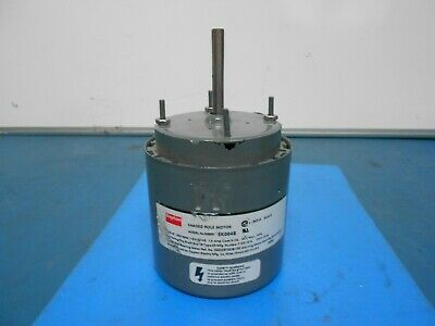 GE 2742 1550 RPM 1//8 HP 1 Speed Shaded Pole Motor NOS
