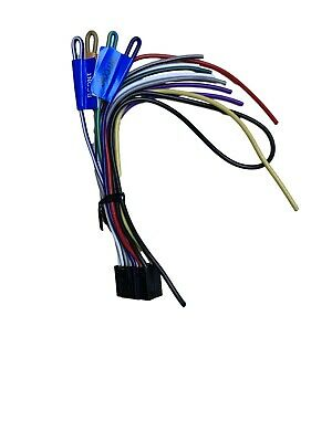WIRE HARNESS FOR Kenwood Kdc-355U Kdc355U Kdc-Bt555U ... on kenwood power supply, kenwood remote control, kenwood wiring-diagram, kenwood instruction manual, kenwood ddx6019,
