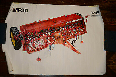 Farmall Case IH Tractor Inspirational Poster Print Faith Family Farming MVP552