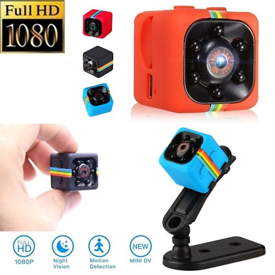 Mini Spy IP Camera Wireless  HD 1080P Hidden Network Monitor Security Camera AUS