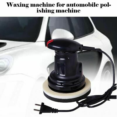 Car Polisher Waxing Machine Dc 12V Floor Electric Scratch Repair Sealing Tool