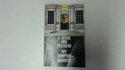 Acceptable - A house and its head - Compton-Burnett, Ivy 1969-01-01  Panther