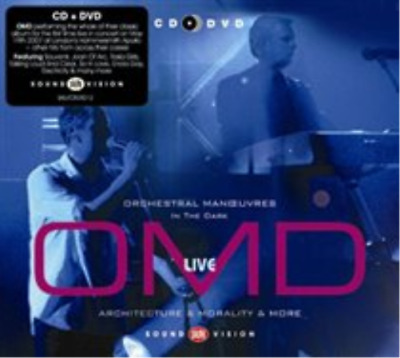 Orchestral Manoeuvres in th...-OMD Live (US IMPORT) CD with DVD NEW