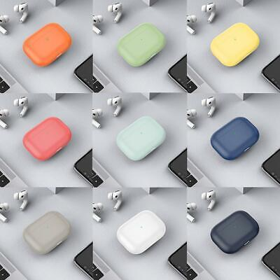 Fits AirPods Pro Wireless Charging Case Silicone Protective Case Cover Hot